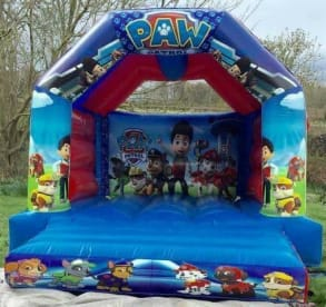 Jumping J's Bouncy Castle Hire