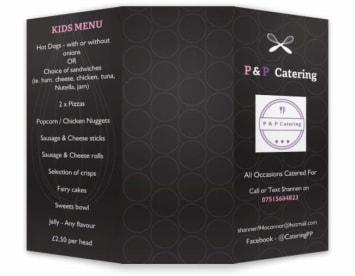 P & P Catering