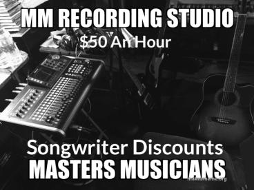 MM Recording Studio