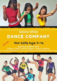 Salome White Dance Company