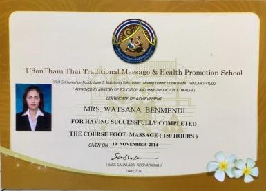 Wann Thai Massage Ibiza