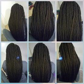 Afro Hairdresser