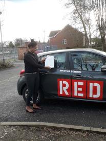 Ruwan - Red Driving School Instructor