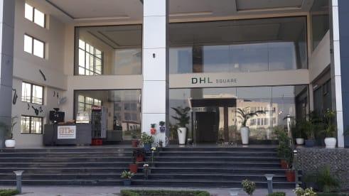Dhl Square
