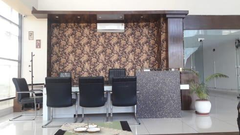 Office Space Rental Agency
