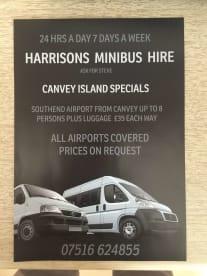 Harrisons Minibus Hire