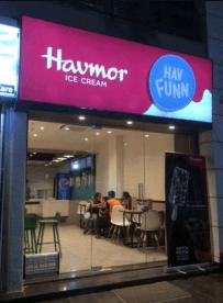 Ice-Cream Pizza Parlor