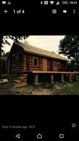 Proper Log  Cabins