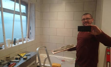 Billy The Tiler