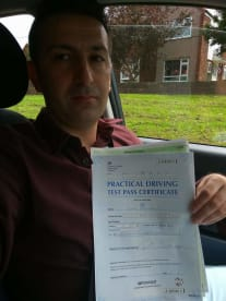 Paul Driving Tuition