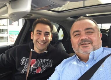 Taxi Alfonso Garcia