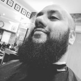 Pop Punk Barber/ Tommy Riots