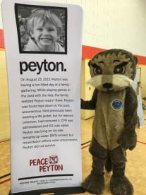Peace 4 Peyton Water Safety Awareness