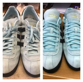 Newcastle Trainer Restoration
