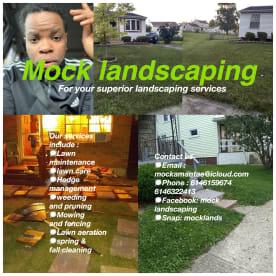 Mock Landscaping