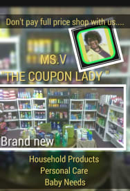 Ms.V The Coupon Lady