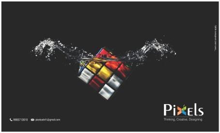 Pixels Graphics