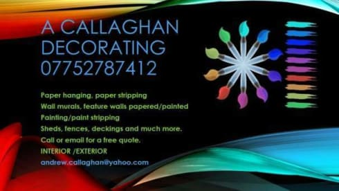 A Callaghan Painting & Decorating