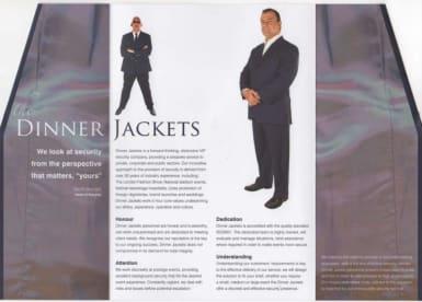 Dinner Jackets Security Ltd, Pristine Bespoke Security Services, UK