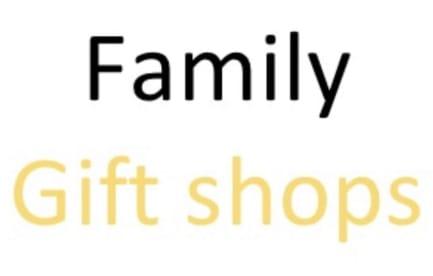 Family Gift Shops