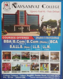 Navsamvat Law College Ujjain