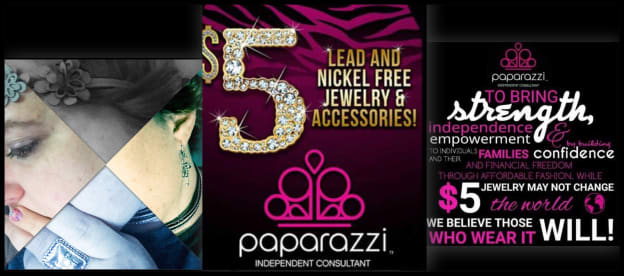Paparazzi Accessories With Cassie