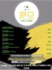 90 Plus Fitness & Training