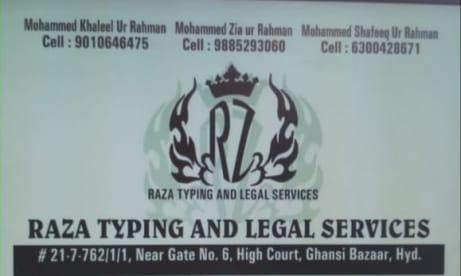 Administrative Legal Advisor