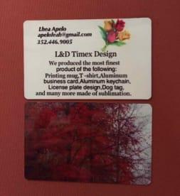 L&D Timex Design