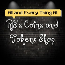 RB Coins and Tokens Shop