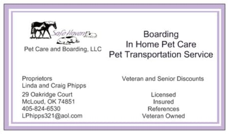 Safe Haven Pet Care and Boarding LLC