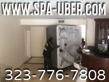 Jacuzzi Moving Service
