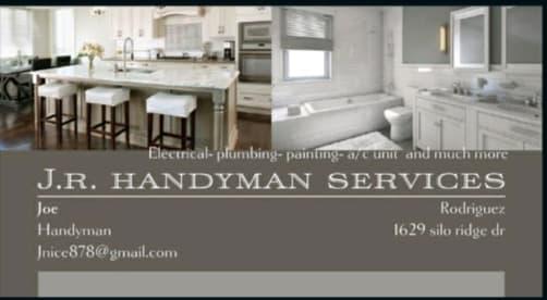 J.R Handyman Services