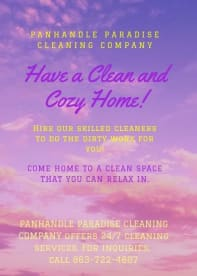 Panhandle Paradise Cleaning Company