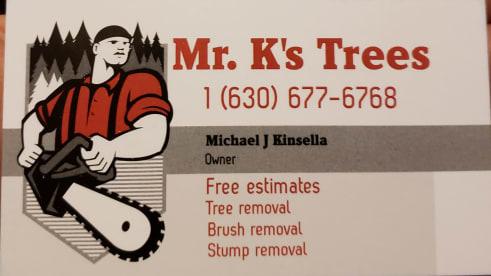 Mr. K's Trees LLC