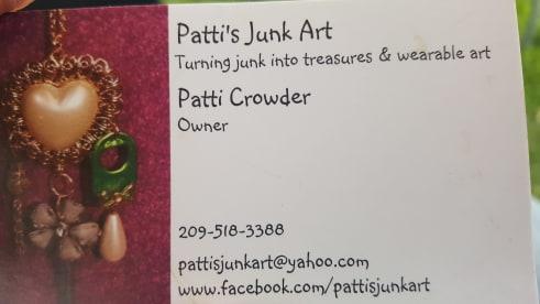 Patti's Junk Art
