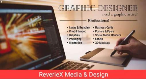 Reveriex Media & Graphics