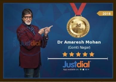 Dr Amaresh Mohan