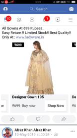 Online Shop Clothing