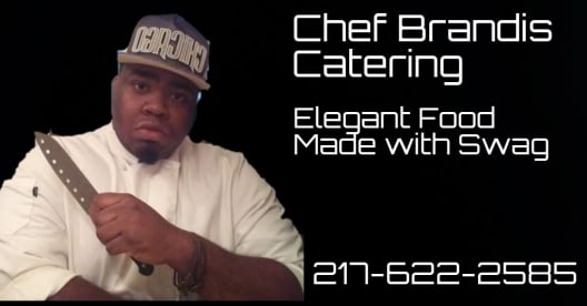 Chef Brandis Catering