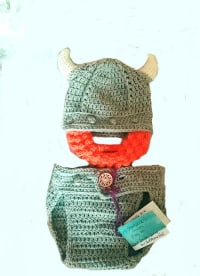 Poppy Blue Crochet