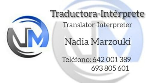 NM Traducciones
