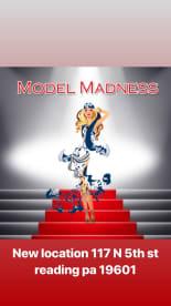 Model Madness Boutique