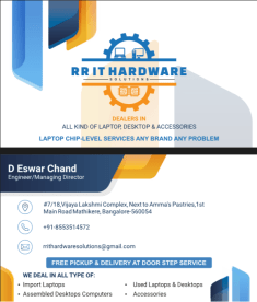 RR It Hardware Solutions