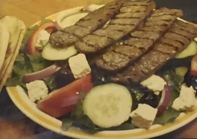 Opah Greek Flavor