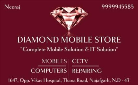 Diamond Mobile Store