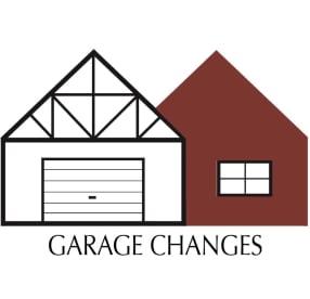 Garage Changes