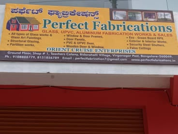 Perfect Fabrications