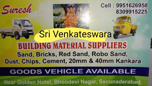 Sir Venkateswara Building Material Supply