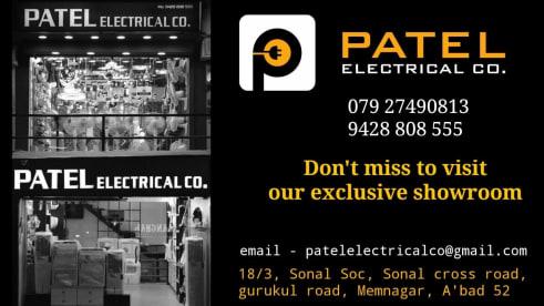 Patel Electrical Co